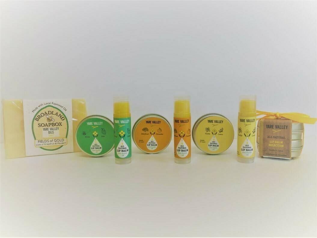 Yare Valley Oils - Lip Balm