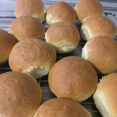 Burger Rolls - Pack of 6