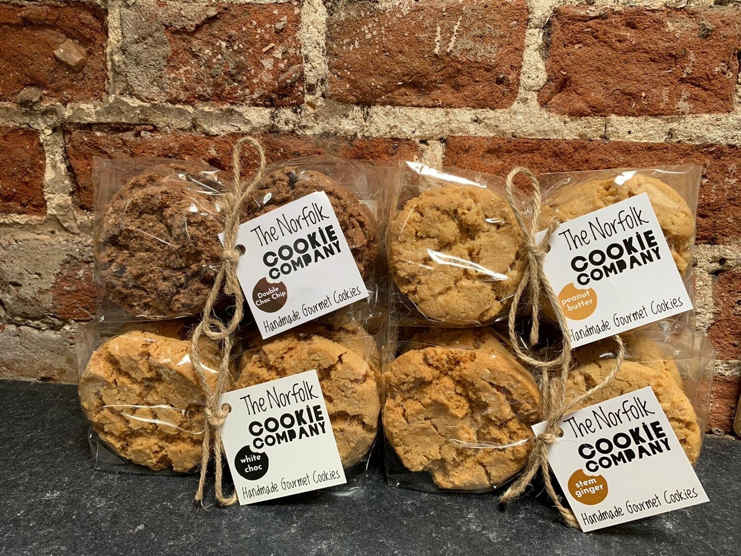 The Norfolk Cookie Company Cookies