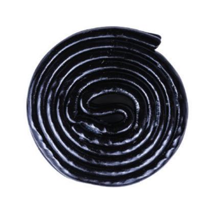 Broadway Black Licorice Wheels