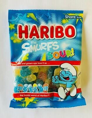 Haribo The Smurfs Sour!