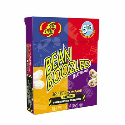 BeanBoozled Jelly Belly Box
