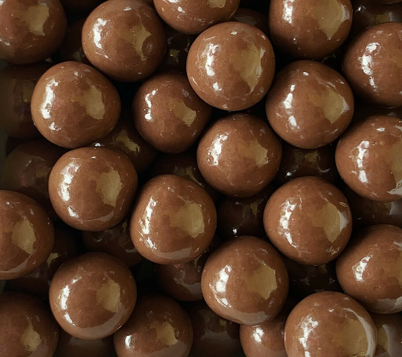 Milk Chocolate Sea Salt Caramels 1/2 lb.