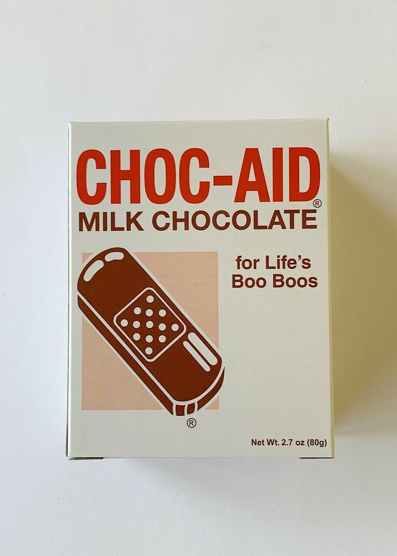 Choc-Aid - Milk Chocolate