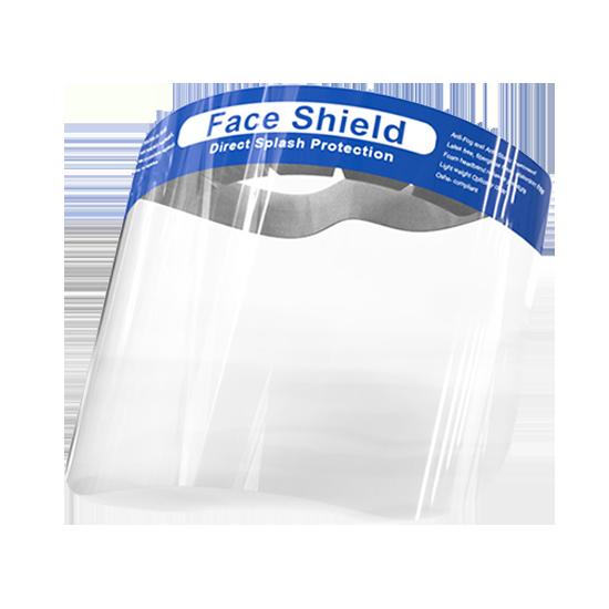 Gesichts-Visier Tröpfchenschutz - 5er Packung