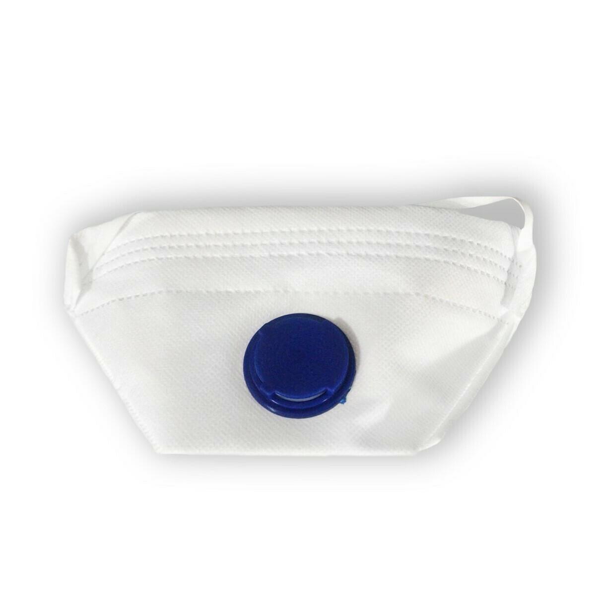 Atemschutzmasken FFP3 mit Ventil - 10er Packung