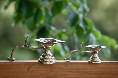 Puja Arati Lamp .2
