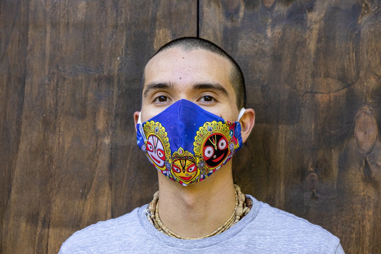 Social Mask 'Jagannath'