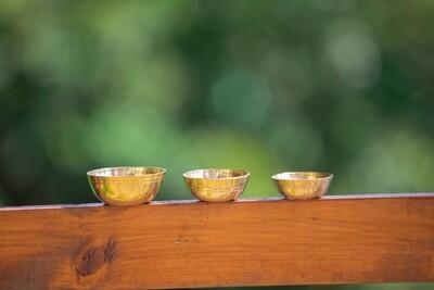 Brass Puja Bowl - Small