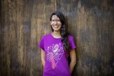 T-shirt 'Jai Maa'