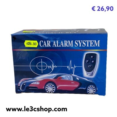 Allarme Auto Car Alarm