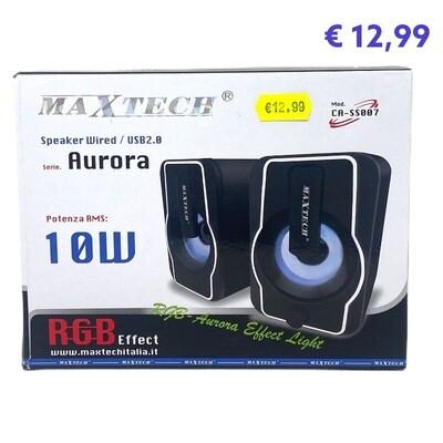 Speaker Aurora Maxtech 10w