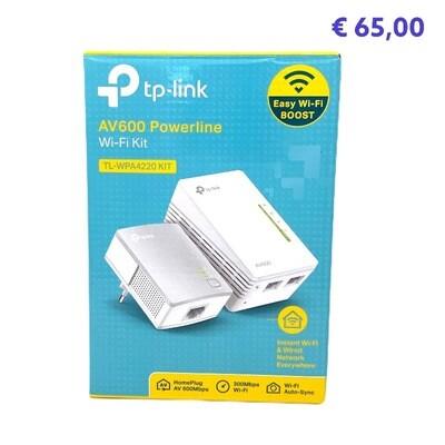 Powerline con Wifi
