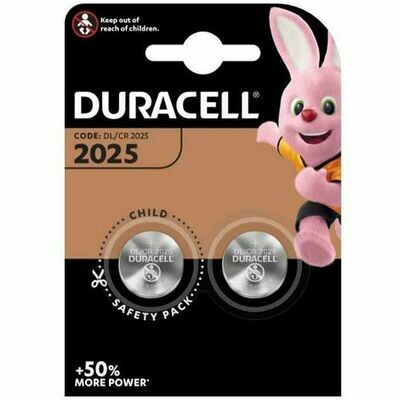 Batteria 2025 duracell plus power
