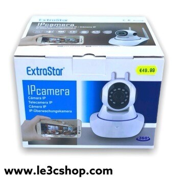 Videocamera Ip Extrastar 2 Antenne Wifi