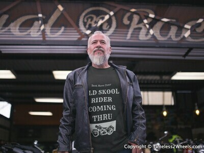 Old Skool Rider T-Shirt