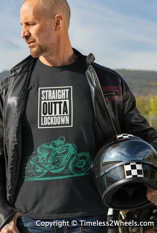 Straight Outta Lockdown T-Shirt