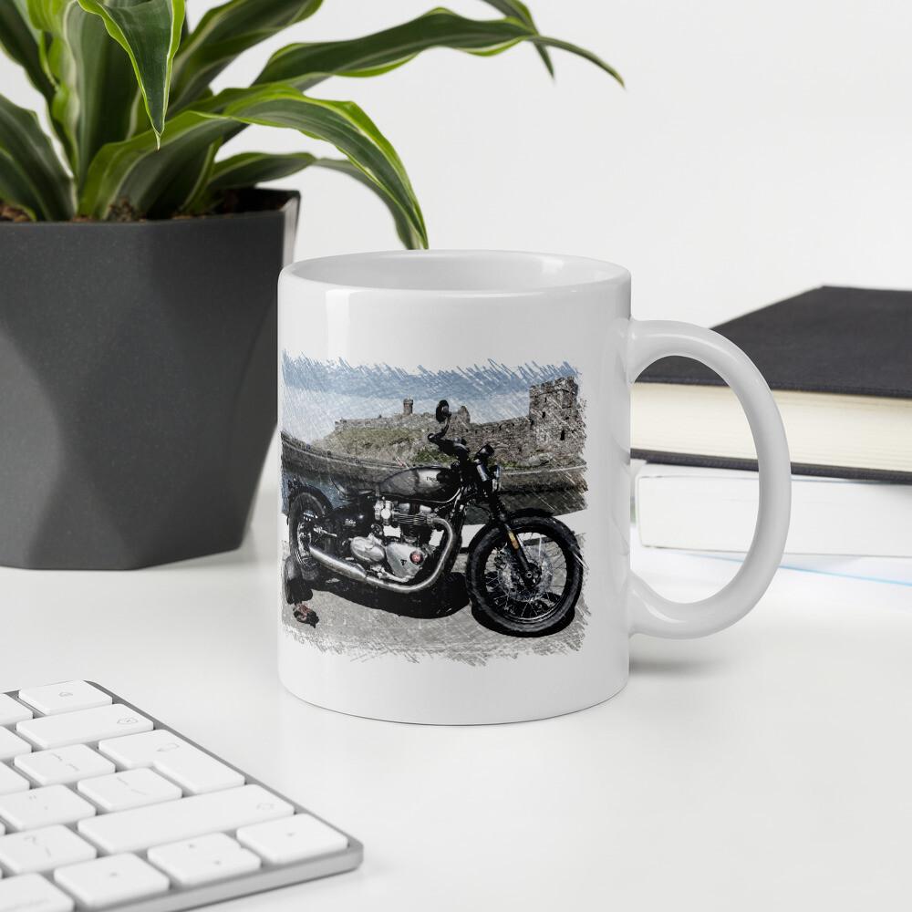 Triumph Bobber Coffee Cup