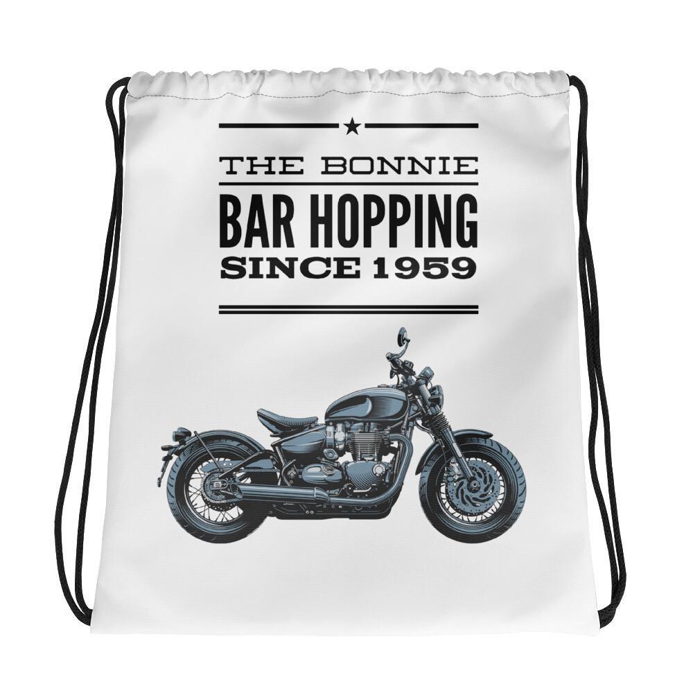 Triumph Bobber Drawstring bag