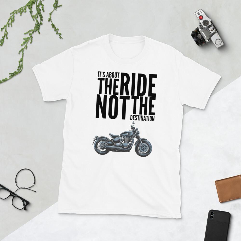 Triumph Bonneville Bobber T-Shirt
