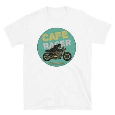 Timeless 2 Wheels Cafe Racer T-Shirt