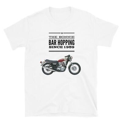 Triumph Bonneville Bar Hopper T-Shirt