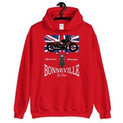 Bonneville Bobber Heritage Hoodie