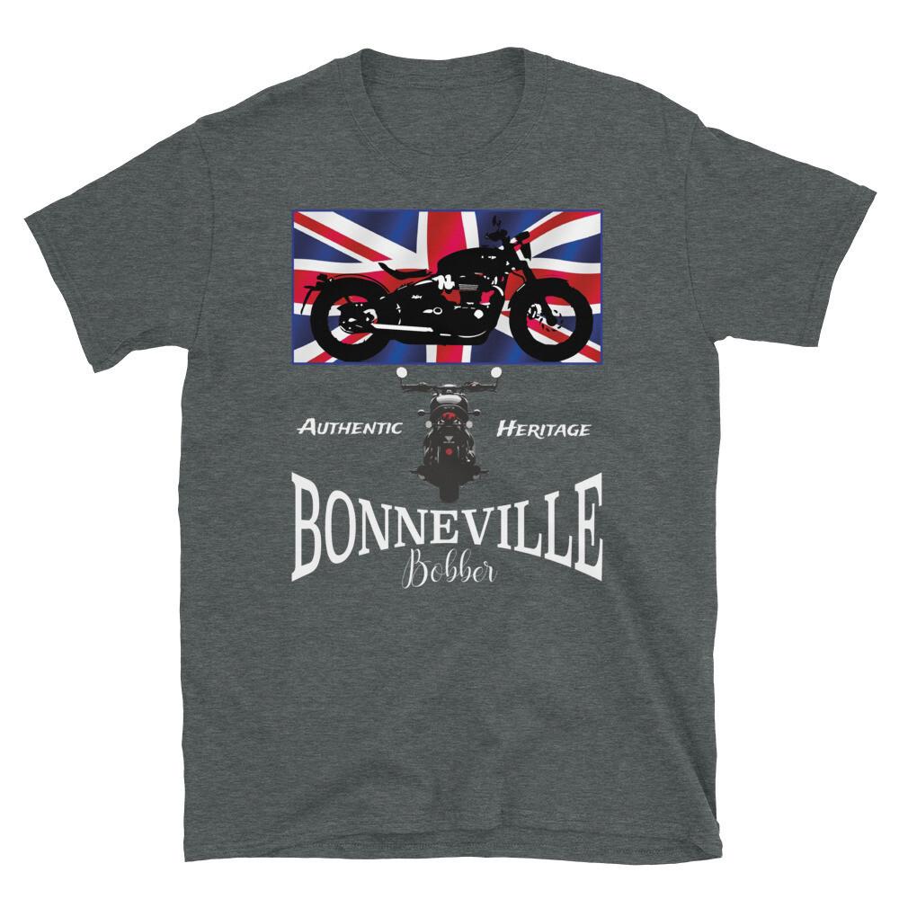 Bobber Authentic Heritage Dark T-Shirt