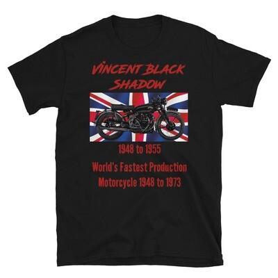 Vincent Black Shadow T-Shirt
