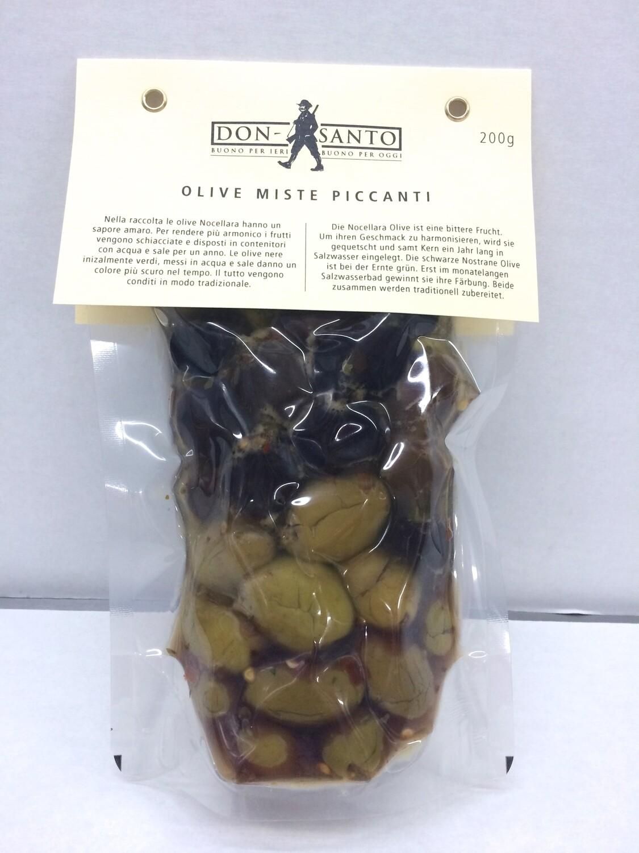 S03-Olive miste Piccanti 200 g