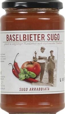 Sugo Arrabbiata Regional - Lokal mit Schweizer Frische Tomaten
