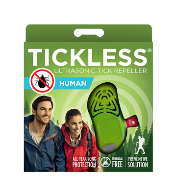 TICKLESS ADULT TICK REPELLER, GREEN
