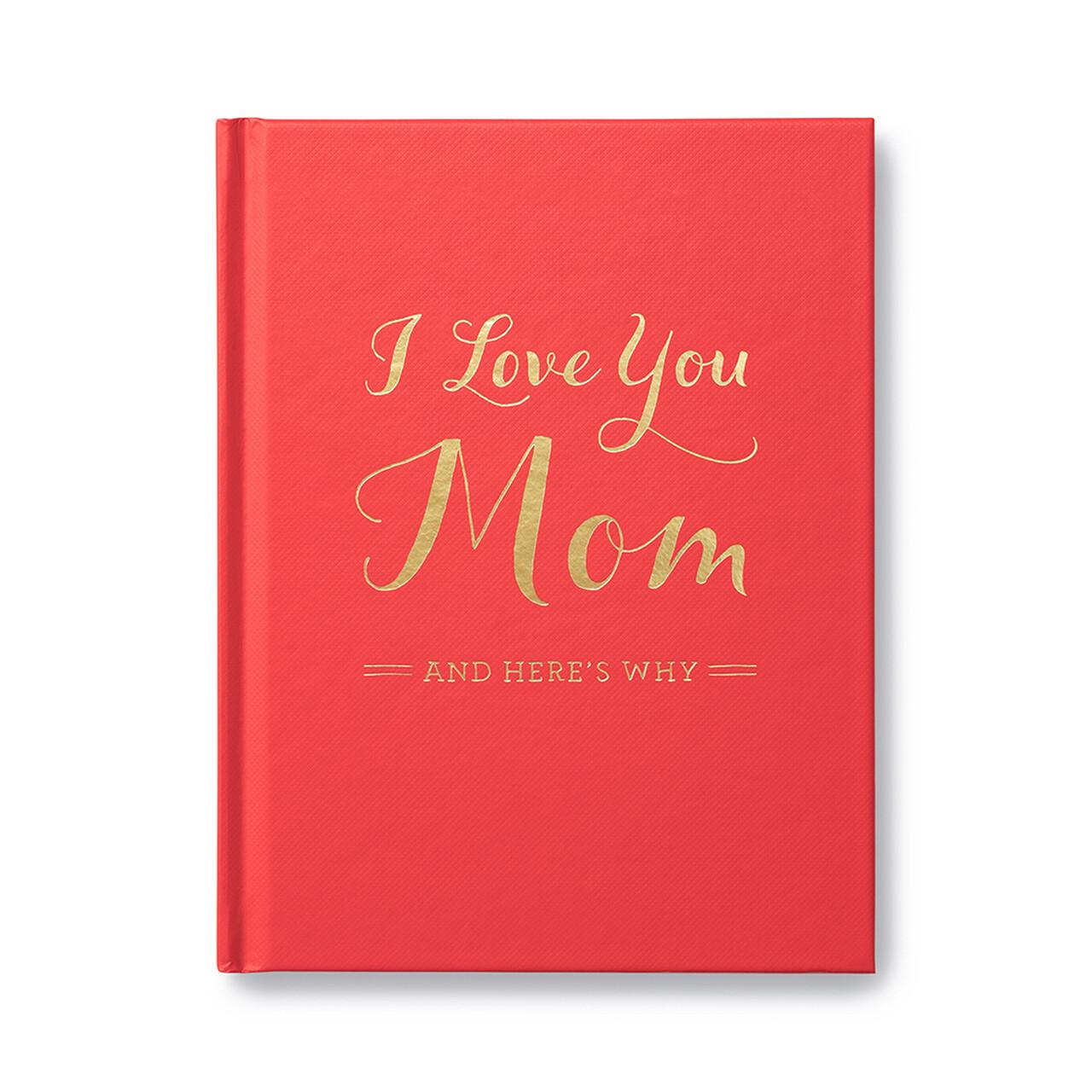 C25 I LOVE YOU MOM