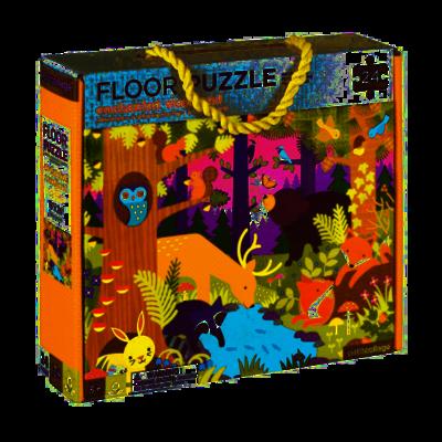 C25 WOODLAND FLOOR PUZZLE PC