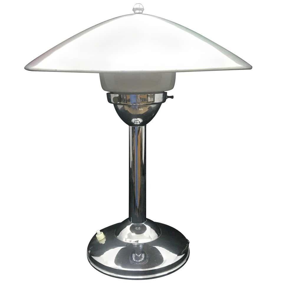 Art Deco Italian Table Lamp, circa 1930