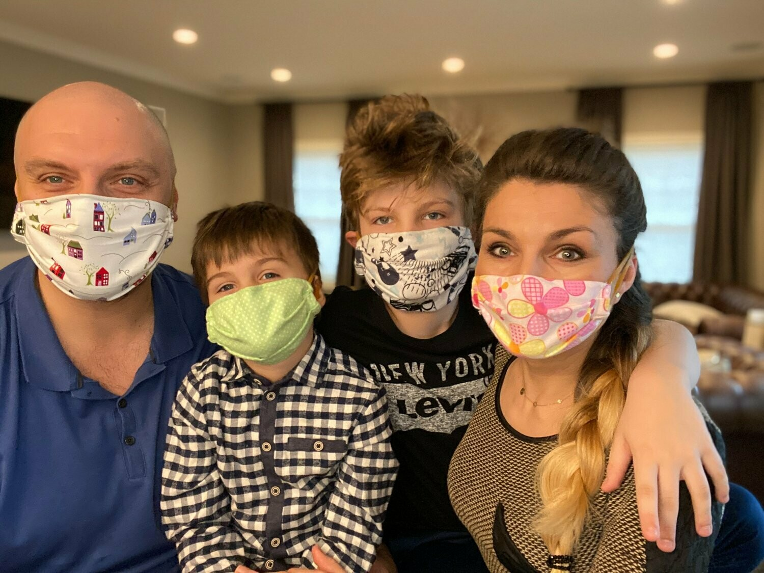 Give the Gift of Freedom by Gifting Masks to Family & Friends