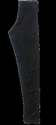 Leggings Estrellitas-Negro