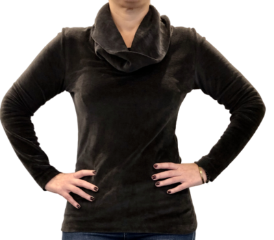 Cowl Neck Pull Over