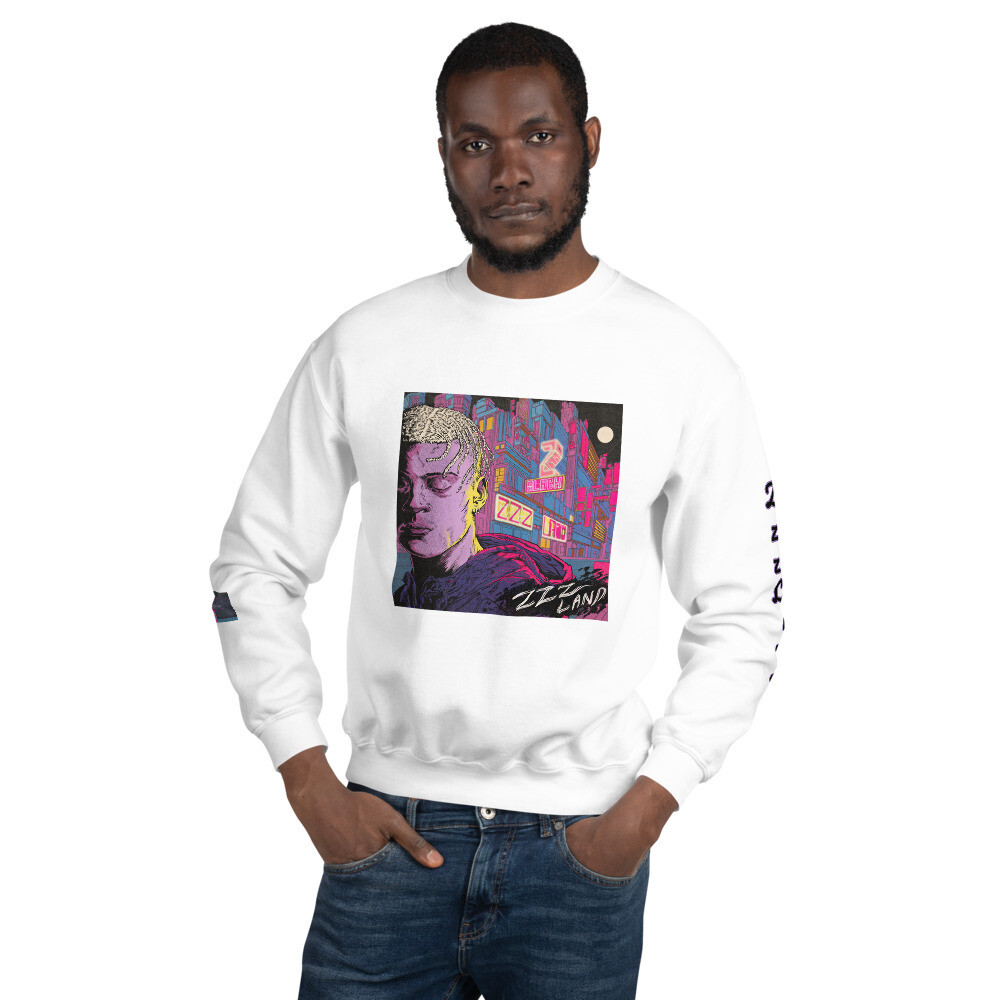Zzz Land Cover Art Unisex Sweatshirt