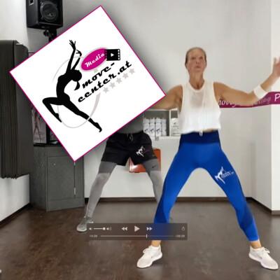 50 Min. Jane Fonda Workout #2