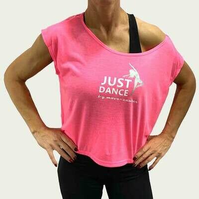 Shirt Just Dance Pink