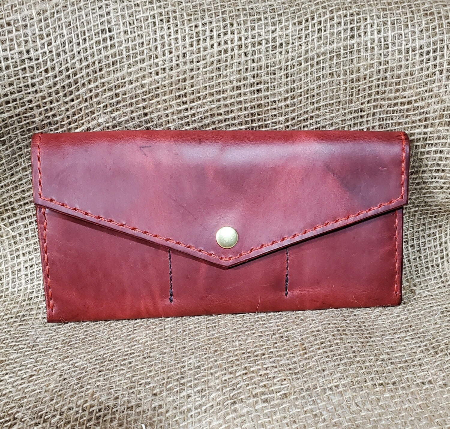 """Lil Red""Long Wallet"