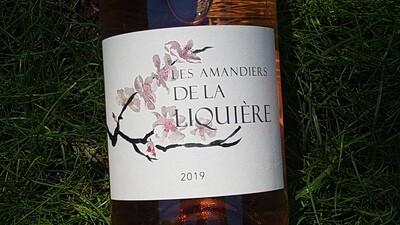 Les Amandiers Rosé de la Liquière 2019 | 6 bouteilles de 75 cl