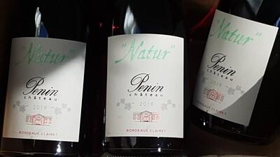 Château Penin Clairet Natur 2019 | 6 bouteilles de 75 cl