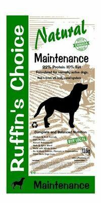 RUFFIN'S CHOICE MAINTENANCE 13.6 kg