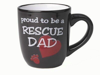 Petrageous Mug Rescue Dad