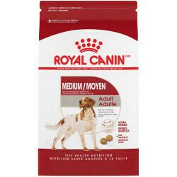 ROYAL CANIN MEDIUM ADULT 30LB