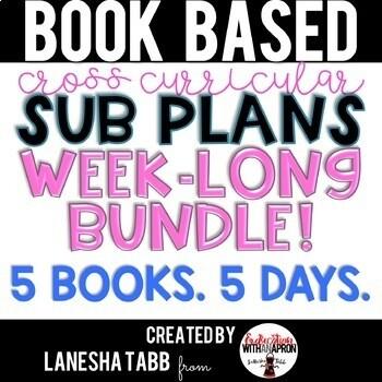 Sub Plans -THE BUNDLE!