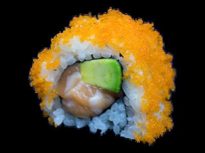 L.A. :    zalm | avocado | mayo | kuit (8 st)
