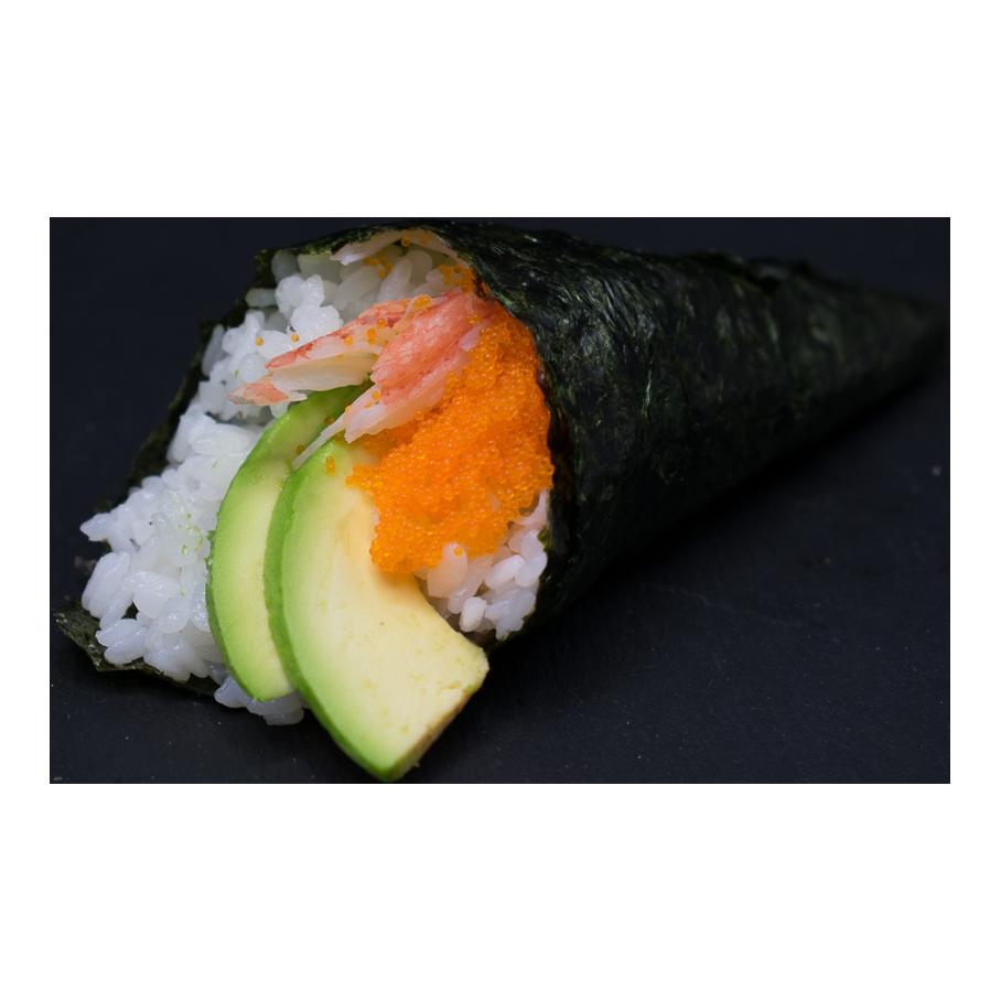 Handroll Snowkrab | avocado | mayo | kuit